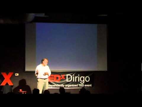 TEDxDirigo - Russell Libby - Beyond the 'Roadrunner' Economy