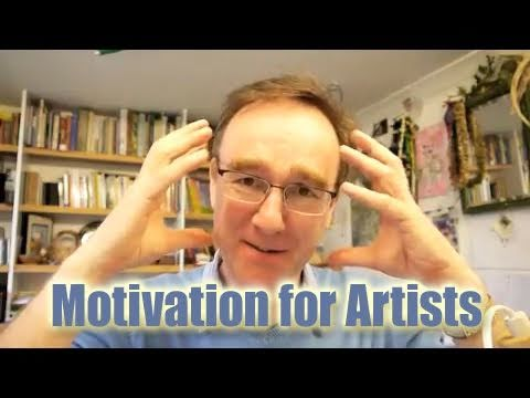 Motivation for artists and creatives