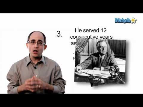Learn History: Top 5 Things to Know About Franklin Delano Roosevelt