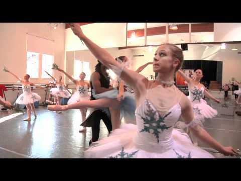 Anaheim Ballet: Nutcracker Rehearsal!!!