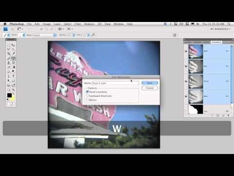 Photoshop CS4: 6-Month Master Course: Class 1: Basics