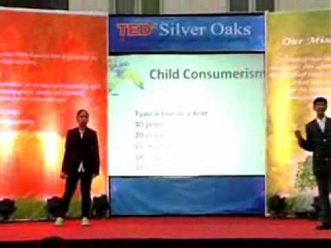 TEDxsilveroaksschool- Bhavana & Sanket - Live life the lean way