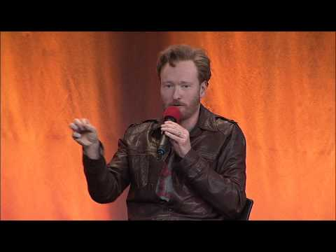 @Google & YouTube present A Conversation with Conan O'Brien