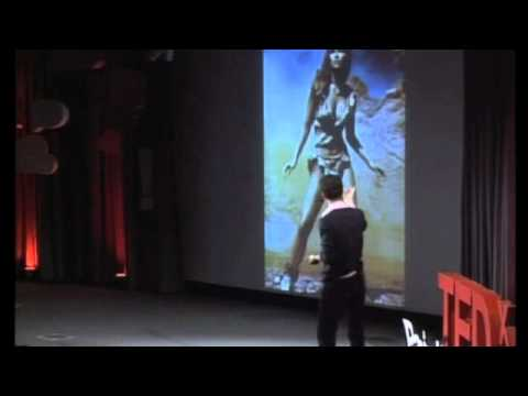 TEDx Paris Universités - Halim Madi - Nanoeconomics or why you are worth more than you think