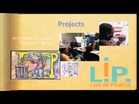 """TEDxYouth@Columbus- Kat Harris- """"Live in peace project""""- 11/10/11"""