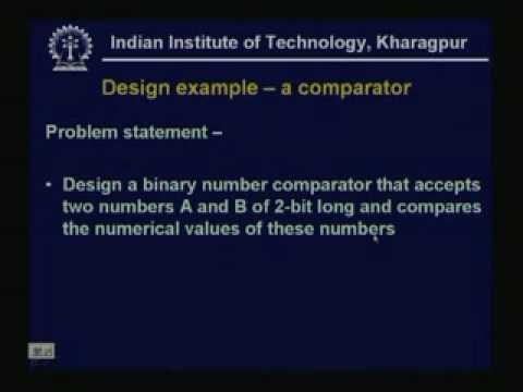 Lecture - 12 Combinational Circuit Design