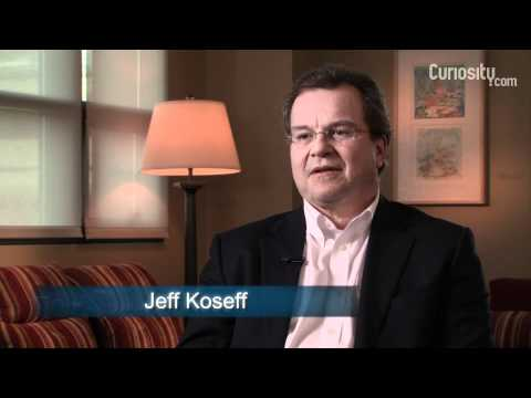 Jeff Koseff: What Makes him Curious?