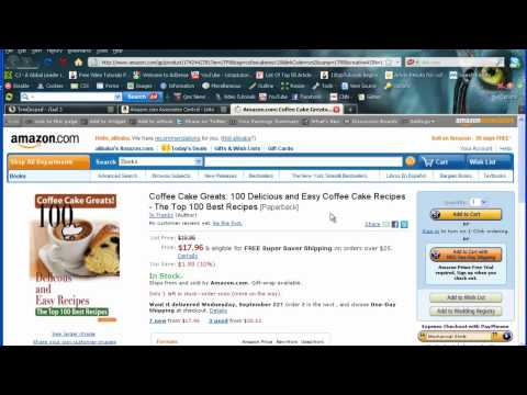 Lesson 35 -Amazon Affiliate Program - Beginners SEO Tutorial Course