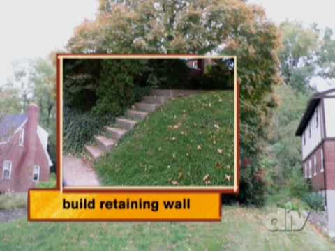 Lessons in Landscaping-DIY