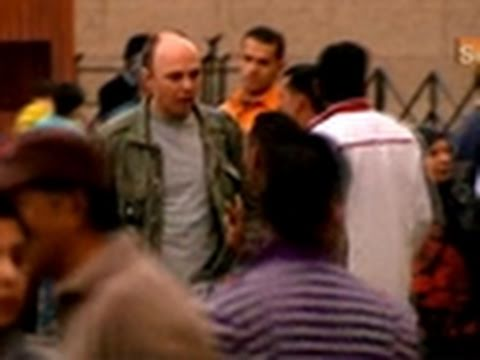 An Idiot Abroad- Streets of Cairo