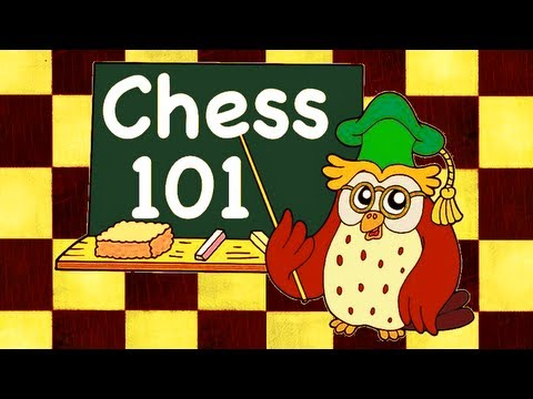 Learn How to Play Chess in less than 10 Minutes