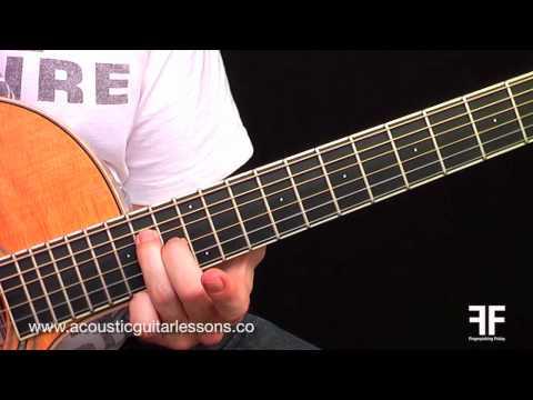 Fingerpicking Friday Episode 09 - Easy Acoustic Guitar Lessons