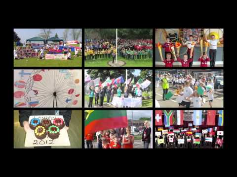 World Sport Day 2012 Highlights - London 2012