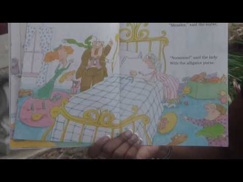 preschool storytime - The Lady With the Alligator Purse - Littlestorybug
