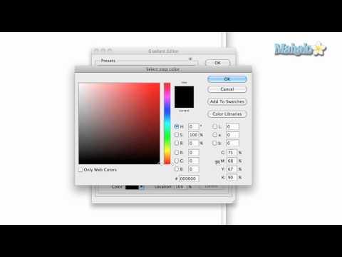 Learn Adobe Photoshop - Gradient Tool