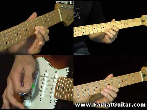 Highway star  - Deep Purple - Cover Guitar Lesson Part 3