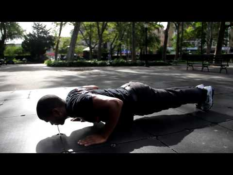 Explosive Push Ups For A Bigger Chest !!!