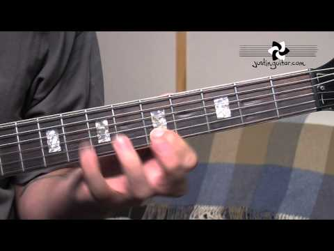 Reharmonising A Melody Note (Jazz & Songwriting Guitar Lesson JA-034)