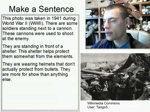 Learn English Make a Sentence and Pronunciation Lesson 140: Soldiers