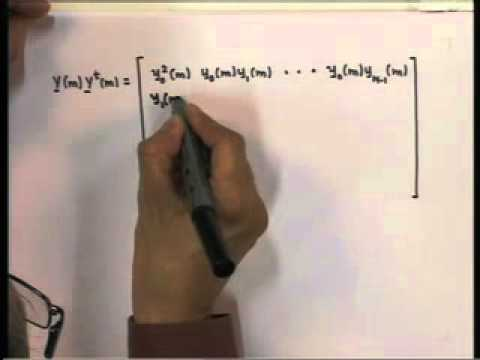 Mod-01 Lec-41 Transform Coding Part-2