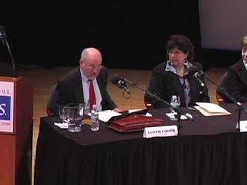 Organ Transplant Debate: Closing Remarks, part 2 (13 of 13)