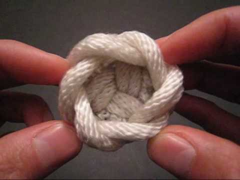How to Tie the Tea Cup Knot by TIAT