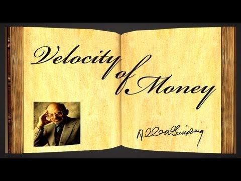 Velocity Of Money by Allen Ginsberg - Poetry Reading