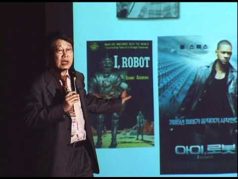 TEDxKwangoon - Jin-Oh, Kim - Why Robot? - 03/27/10 - English Subtitle