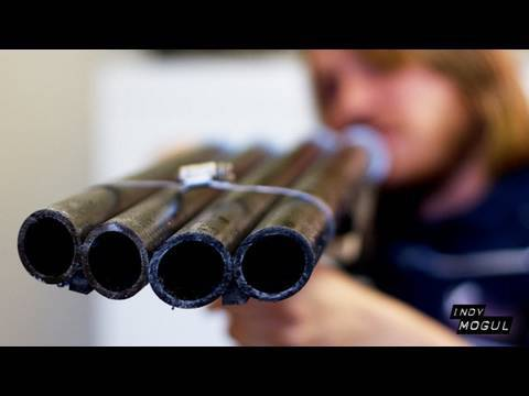 Blow Away Your Friends, Shotgun Special, DIY Tutorial : ...