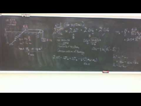 Saylor ME202: Dynamics Work Energy 2