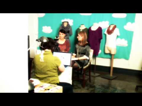 Behind the scenes: Etsy Shop Live with PEOPLE StyleWatch