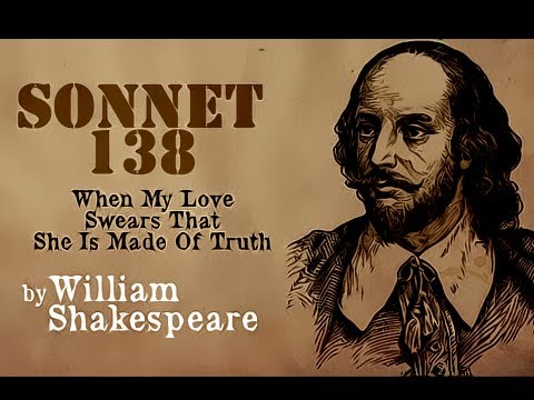 Pearls Of Wisdom - When My Love Swears That She Is Made Of Truth by William Shakespeare - Sonnet