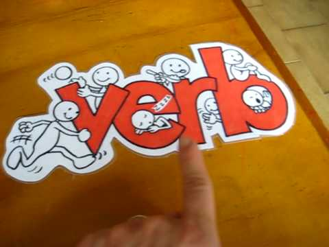 Preschool - Language. nouns-verbs