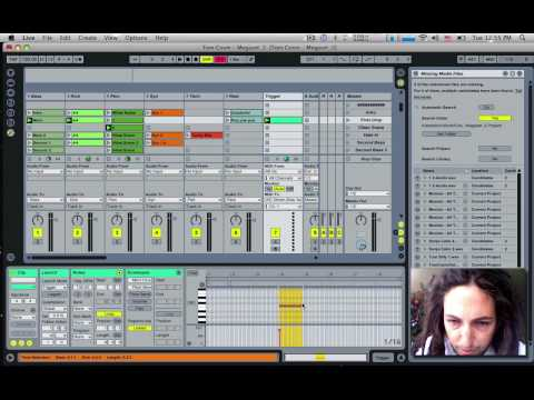 Ableton Live and IAC Drivers - Part One