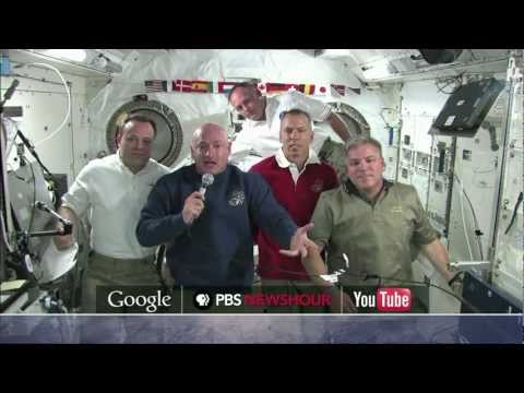 You Talk to Endeavour: Interview With Mark Kelly and Shuttle Crew (Full HD)