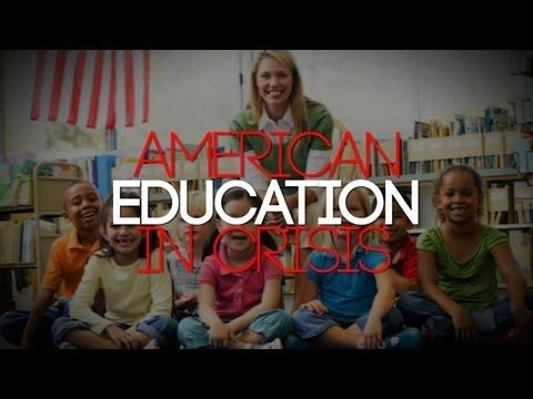 American Education in Crisis