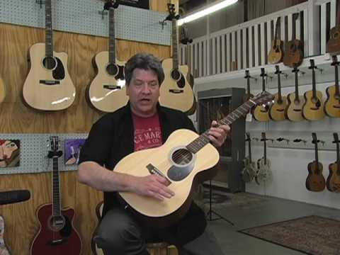 Acoustic guitars new Martin player value the 1 series and custom shop guitar and info gear demo