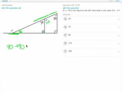 Grockit GMAT Quantitative - Problem Solving: Question 4194