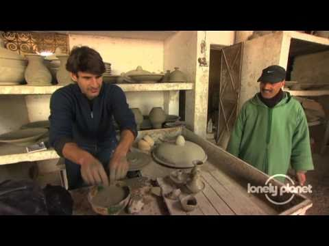 The potters of Fes - Lonely Planet travel video