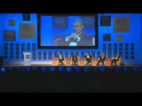 Forum Economique Mondial 2007 - ASEAN's 40 Years - A New...