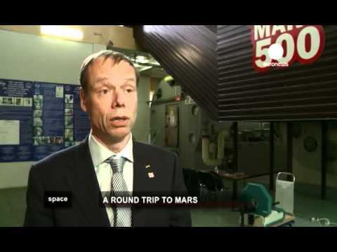 ESA Euronews: Mars 500, simulated mission accomplished