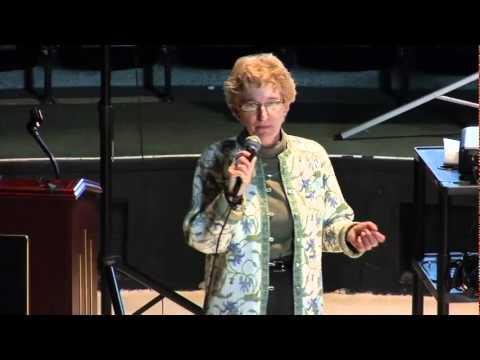 TEDxSetonHall - Dr. Judith Stark - Green New Jersey
