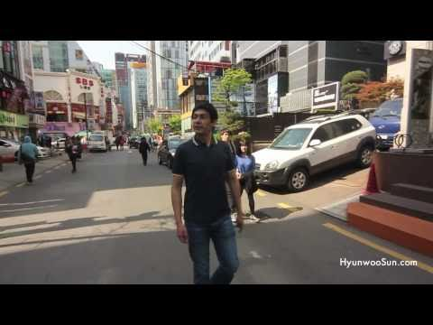 Gangnam (Seoul, Korea) - Walk With Me!