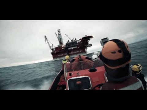 Behind the scenes of Greenpeace's Gazprom protest
