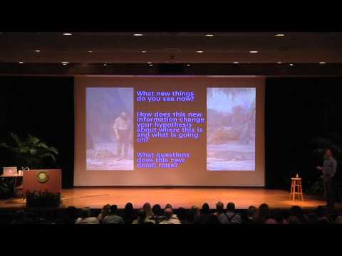 Creating Powerful Learning Opportunities - Ron Ritchhart - Smithsonian American Art Museum