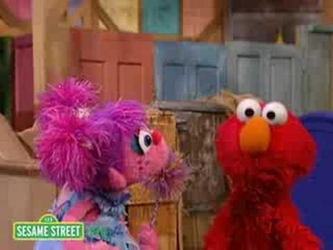 Sesame Street: Abby Cadabby's Wand Magic With Elmo