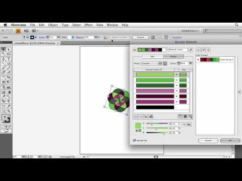 Adobe Illustrator CS4 Advanced Save Multiple Layered PDF