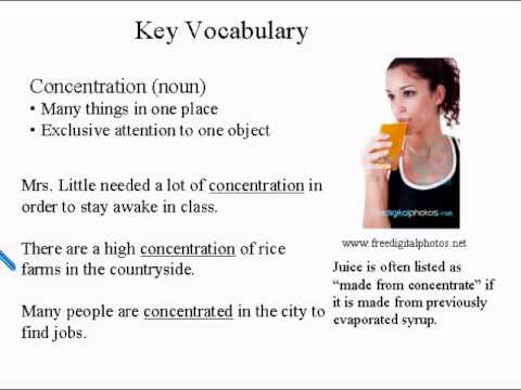 Advanced Learning English Lesson 6 - Rebuilding the Ocean - Vocabulary and Pronunciation