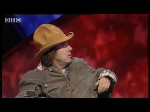 Sean Lock & Jonathan Ross talk Body Hair - They Think It's All Over - BBC comedy
