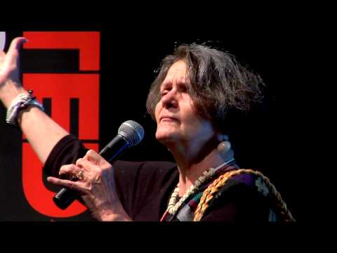TEDxSiouxFalls - Waneen Polly - I Wonder What I Don't Understand